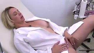 The annual prostate exam by doctor brianna beach