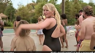 Actress kirsten dunst stripping and bikini movie scenes